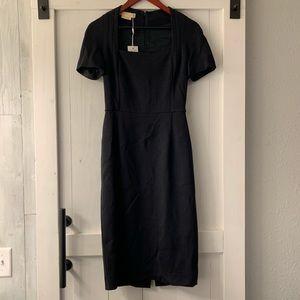 Black Midi Michale Kors Dress